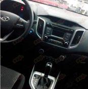 Hyundai iX25 Compact SUV Interiors Spyshot 3