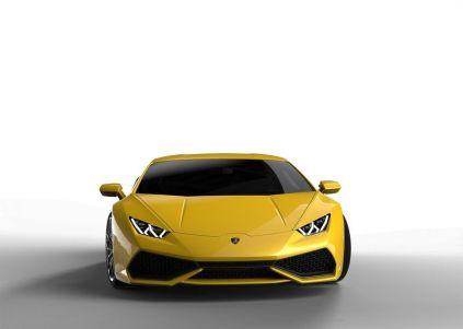 2014 Lamborghini Huracan Supercar 1