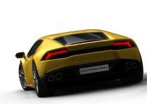 2014 Lamborghini Huracan Supercar 6