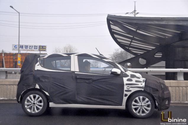 2015 Chevrolet Beat Spyshot 3