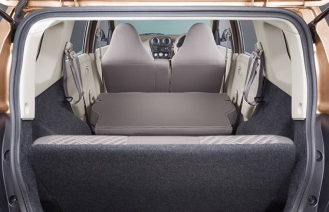 Datsun Go+ MPV 3
