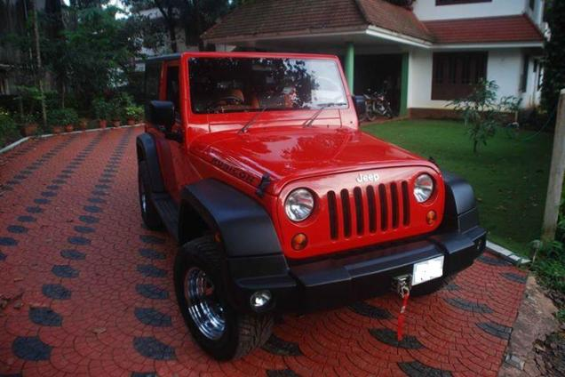 Mahindra Thar to Jeep Rubicon 2