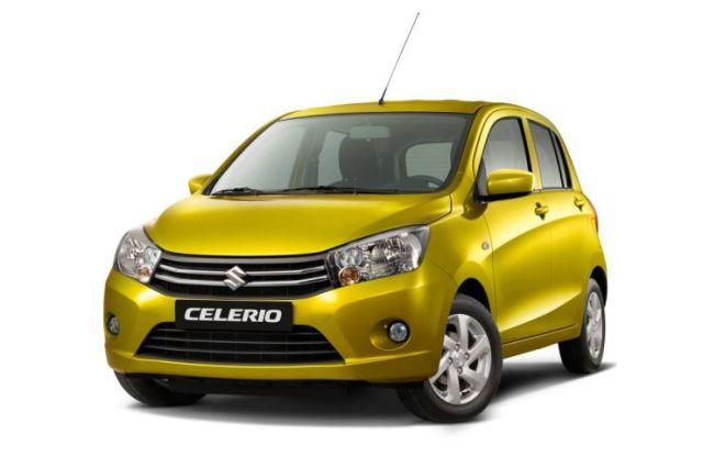 Maruti Suzuki Celerio Hatchback 1