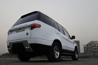 Tata Safari to Range Rover Evoque 4