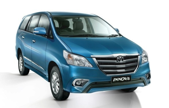Toyota Innova MPV
