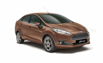 2014 Ford Fiesta Sedan Facelift 4