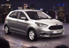 2015 Ford Figo (Ka) Hatchback 1