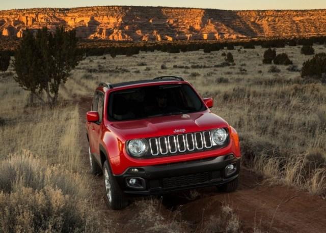 Jeep Renegade SUV Pic