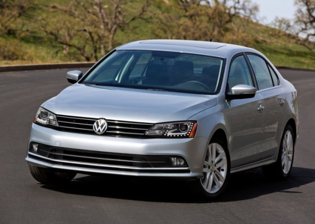 2015 Volkswagen Jetta Sedan Facelift 1