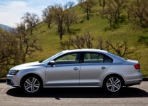 2015 Volkswagen Jetta Sedan Facelift 3