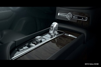 2015 Volvo XC90 SUV Interiors 10