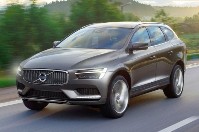 2015 Volvo XC90 based on the SPA used as an illustration pic