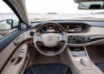 W222 Mercedes Benz S-Class S350 CDI Diesel 10