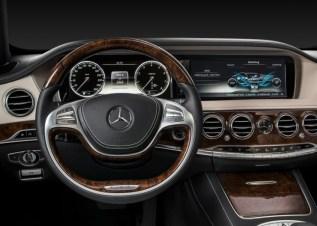 W222 Mercedes Benz S-Class S350 CDI Diesel 11