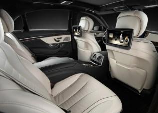 W222 Mercedes Benz S-Class S350 CDI Diesel 13