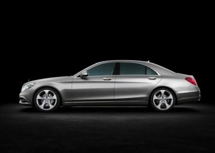 W222 Mercedes Benz S-Class S350 CDI Diesel 4
