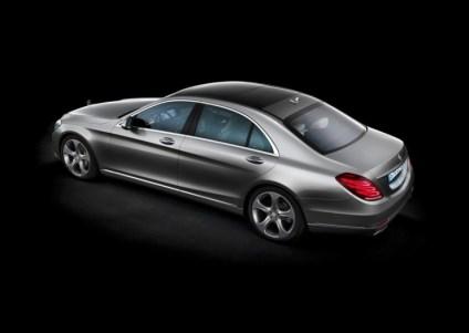 W222 Mercedes Benz S-Class S350 CDI Diesel 5