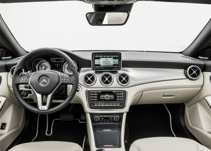 Mercedes Benz Cla Luxury Sedan Lined Up For 20th January