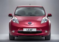 2014 Nissan Leaf Electric Car 5