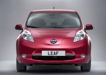 2014 Nissan Leaf Electric Car 5