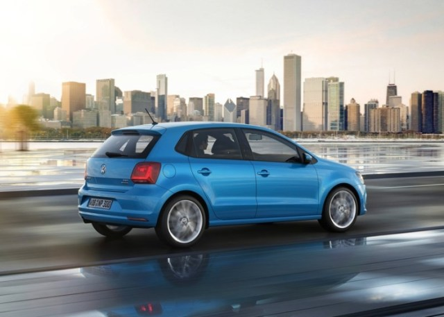 2014 Volkswagen Polo Facelift 5