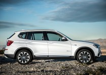 2015 BMW X3 SUV Facelift 3
