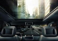 2015 Range Rover Panoramic Sunroof
