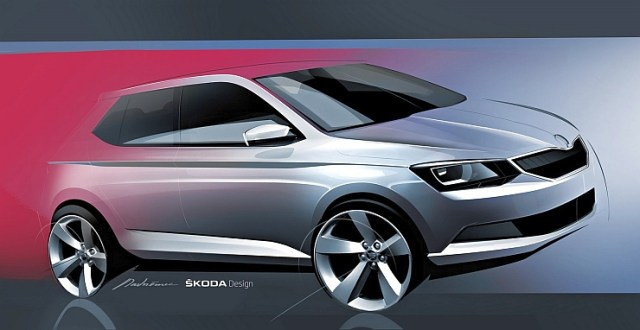 Skoda India is contemplating a new, PQ25 platform based B+ segment hatchback