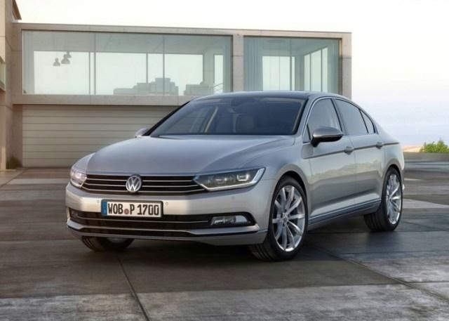 8th Generation 2015 Volkswagen Passat Photo