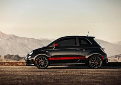 Fiat Abarth 500 10