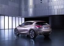 Infiniti Q30 Luxury Hatchback Concept 5