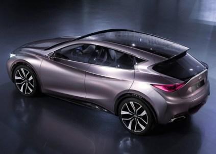 Infiniti Q30 Luxury Hatchback Concept 6