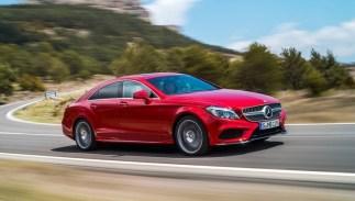Mercedes Benz CLS 5