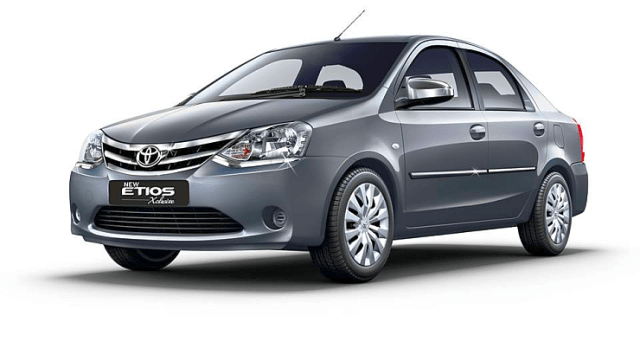 Toyota Etios Xclusive Edition Sedan Pic