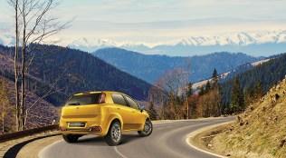 2014 Fiat Punto EVO 3