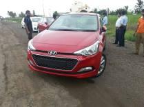 2015 Hyundai i20 Hatchback 4