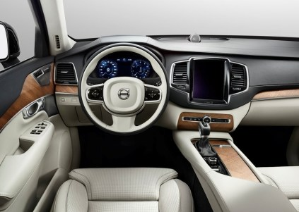 2015 Volvo XC90 Luxury SUV 7