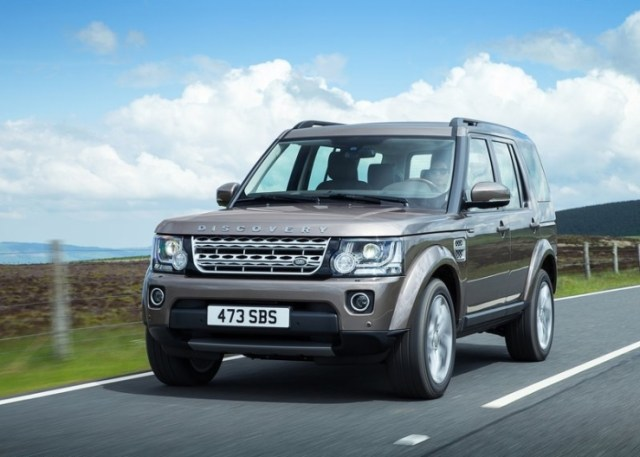 Land Rover Discovery LR4 Pic