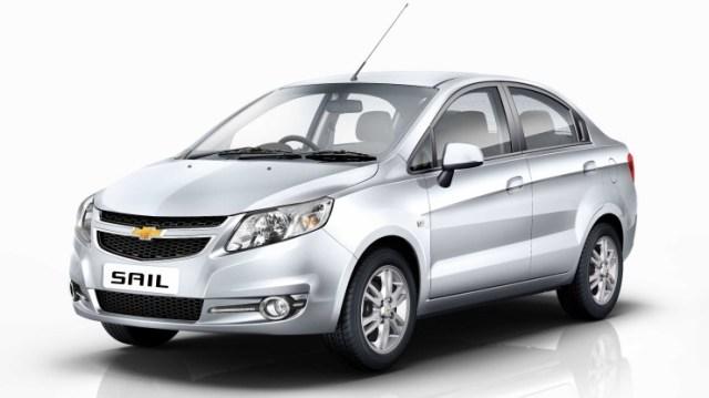 2014 Chevrolet Sail Sedan Refresh