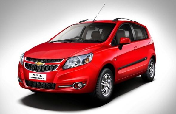 2014 Chevrolet Sail U-VA Hatchback Refresh