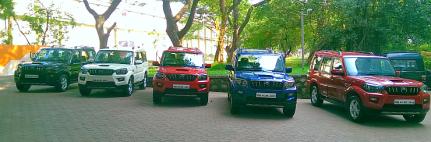 2014 Mahindra Scorpio SUV Facelift 31