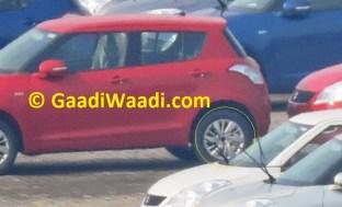 2014 Maruti Suzuki Swift Facelift Hatchback 2