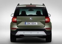2014 Skoda Yeti SUV Facelift 6