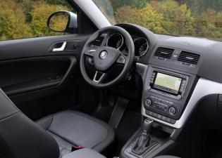 2014 Skoda Yeti SUV Facelift 8