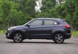 2015 Hyundai iX25 Compact SUV 11