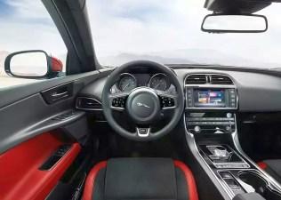 2015 Jaguar XE Luxury Sedan 10
