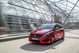 2015 Mercedes Benz B-Class Hatchback Facelift 9