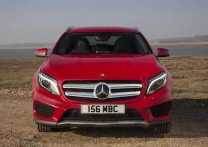 2015 Mercedes Benz GLA Crossover 1