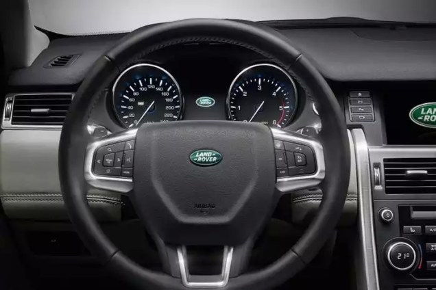 2015 Range Rover Discovery Sport SUV 12