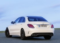 2015 W205 Mercedes Benz C63 AMG High Performance Sedan 2